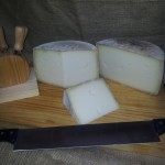 queso semicurado mezcla